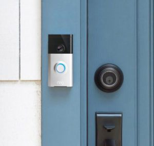 Ring Doorbell and Camera