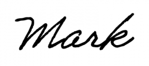 Mark Rowe's Signature