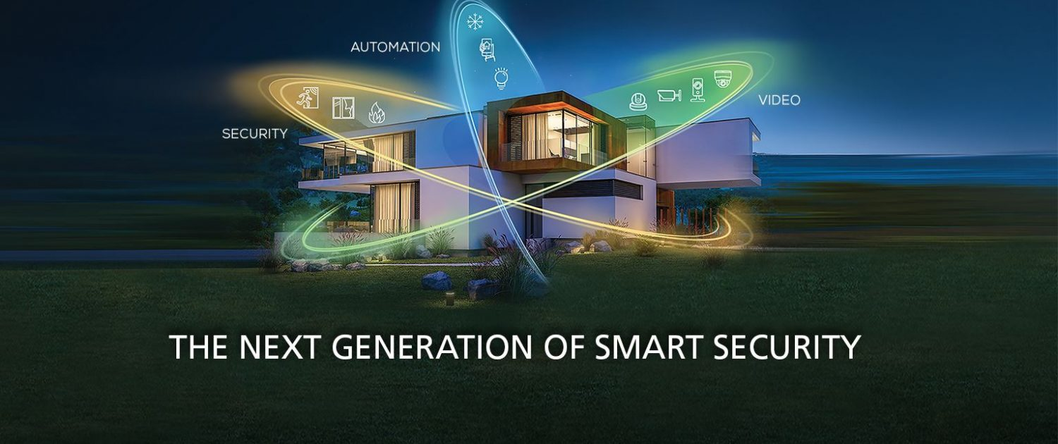 Risco next generation of smart security